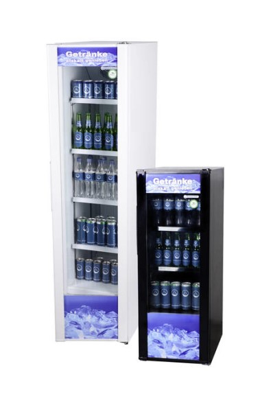 LOGO_Narrow beverage cooler / Slimline Cooler