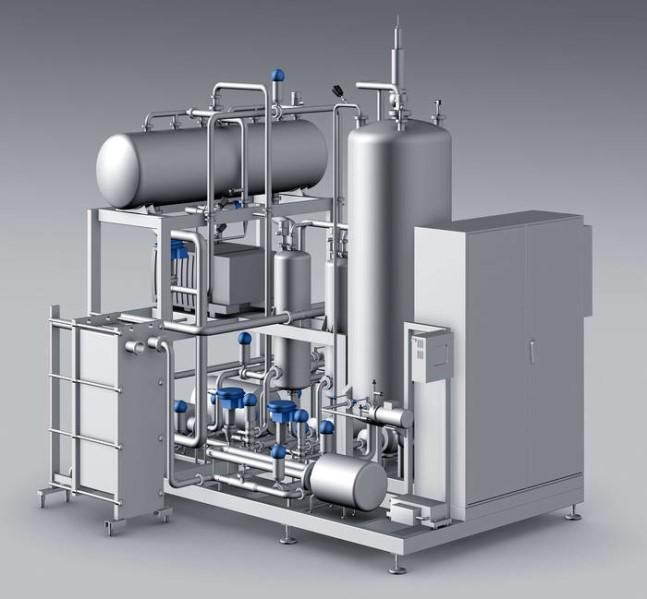 LOGO_Simultmix: Ausmischen und Karbonisieren