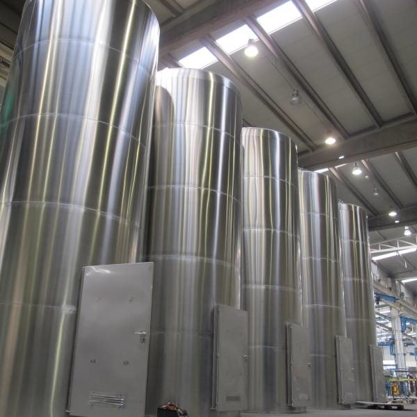 LOGO_Fermentation and storage tanks for beer