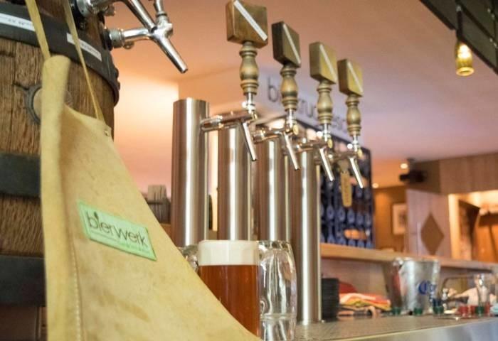 LOGO_Das Bierwerk – im Herzen Nürnbergs –
