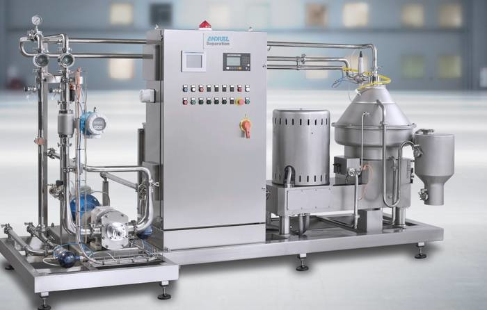 LOGO_Craft beer clarifier skid: Flexibility – quality – efficiency