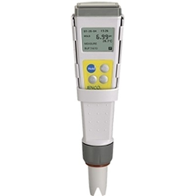 LOGO_Jenco Pocket pH/Temperature Meter 618