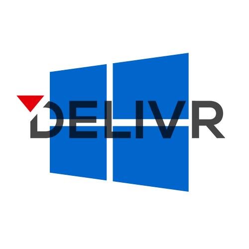 LOGO_DELIVR - Mobile Lieferlogistik