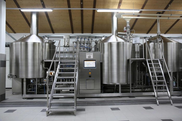 LOGO_3 – 5 Vessel Brewhouse-System Model VBS
