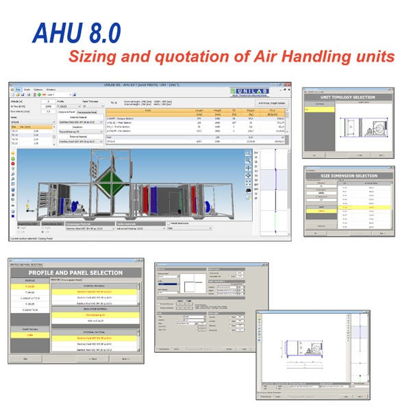 LOGO_AHU Software for air handling units