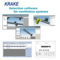 LOGO_KRAKE Selection software for ventilation systems