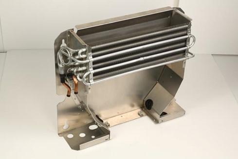 LOGO_Aluminum Tube - Aluminum Fin Evaporator coil