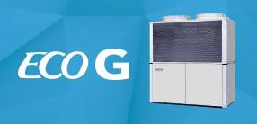 LOGO_ECO G - Gasbetriebene VRF-Systeme