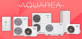 LOGO_Aquarea Heat Pumps