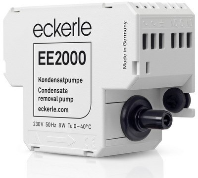 "LOGO_EE2000 – Mini Condensate Pump - ""the quiet allrounder"""