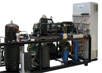 LOGO_CO2 Compressor pack and condensing units
