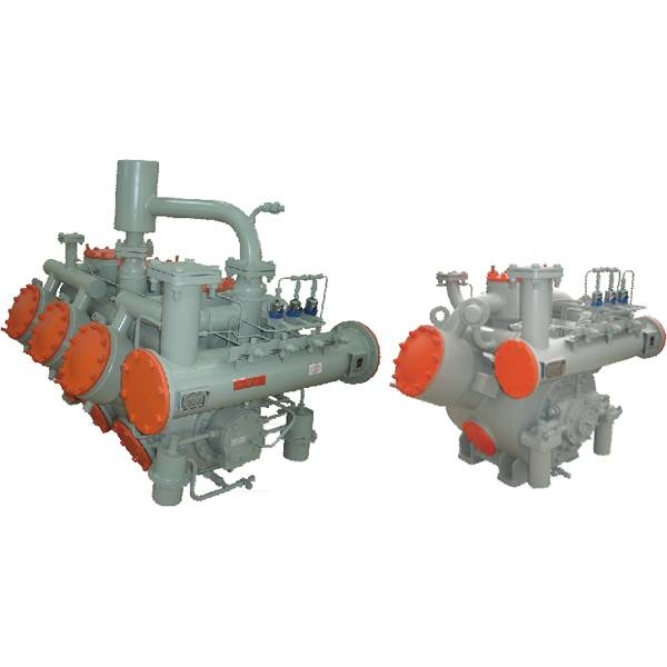 LOGO_Industrial Refrigeration reciprocating Compressor - Open type reciprocating KC Series