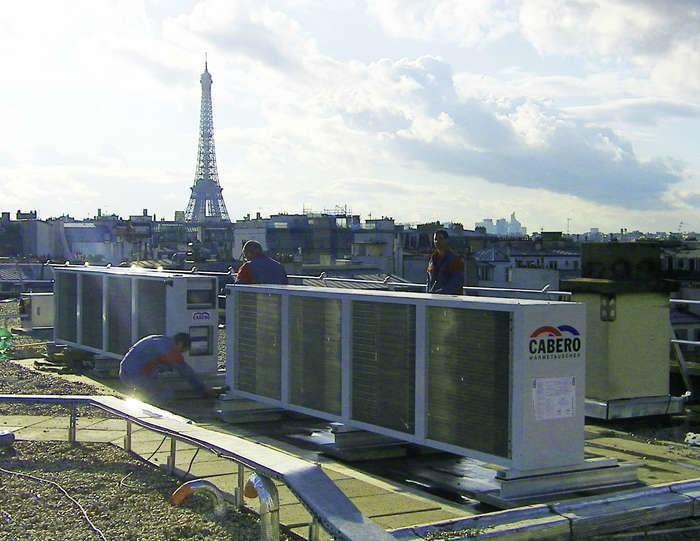 LOGO_Luftgekühlte Verflüssiger und Trockenrückkühler