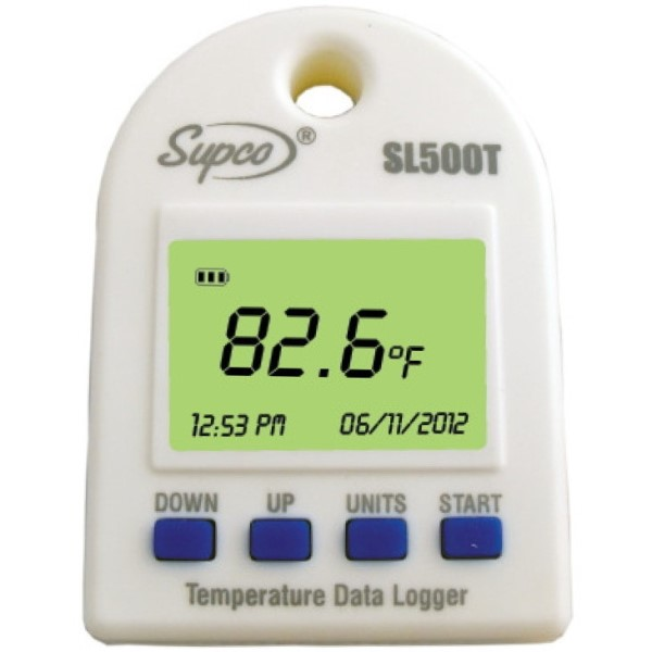 LOGO_SL500T - Tempreture Logger with Display