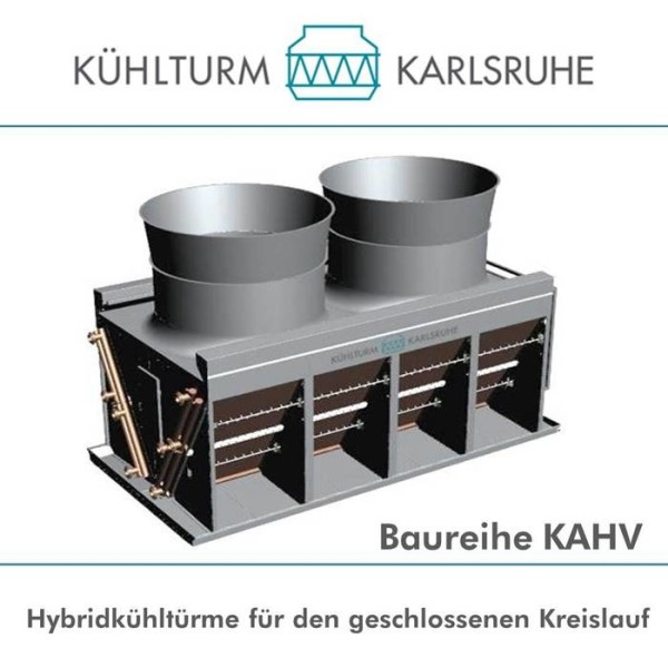 LOGO_KA HV Series - Hybrid Recooler for closed circuit with axial-flow fans