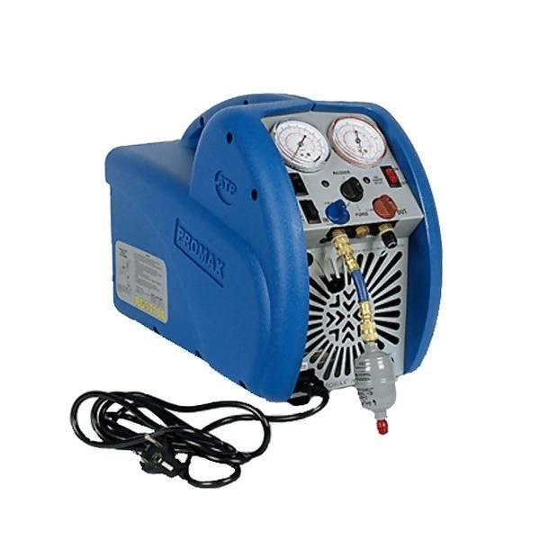 LOGO_Promax RG5410A-E Kältemittel-Hochdruck -Entsorgungsgerät