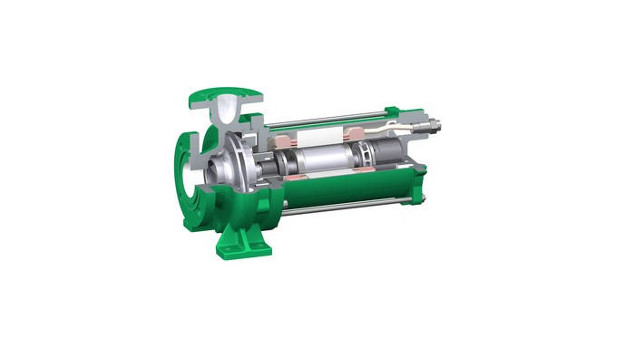 LOGO_Single-stage canned motor pump CNF 40 - 160