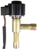 LOGO_Electric Expansion Valve (Gear-drive type)