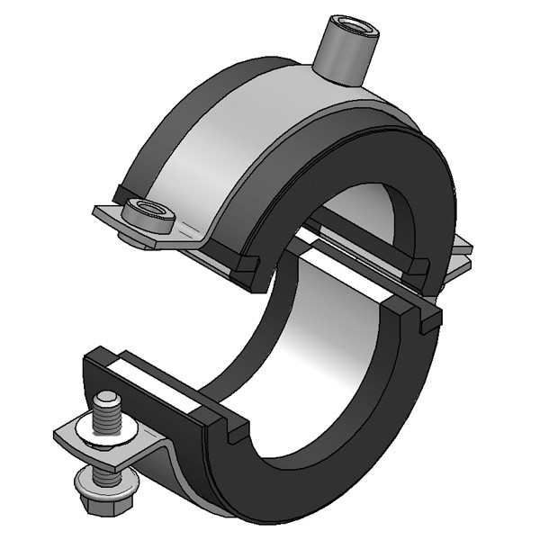 LOGO_Polar plus insulated pipe clamp