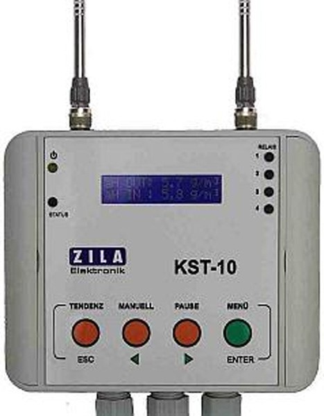 LOGO_Lüftungssteuerung Klima-/CO2 geführt KCS-10 / KST-10