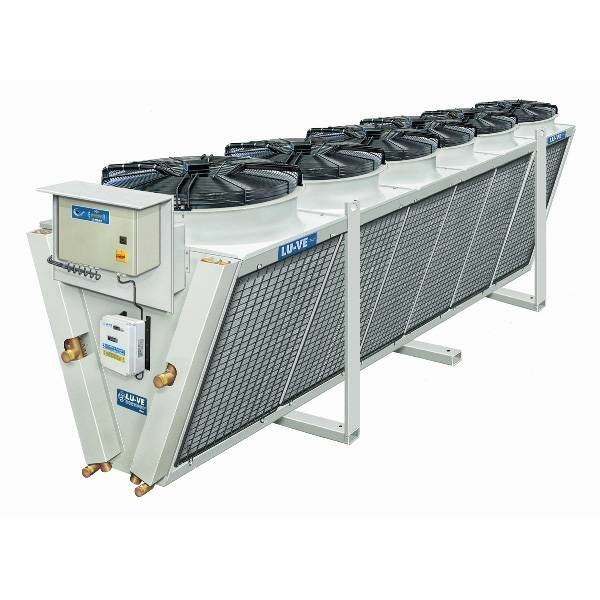 LOGO_New range of XDHV and XDHL single-row air cooled condensers and dry coolers