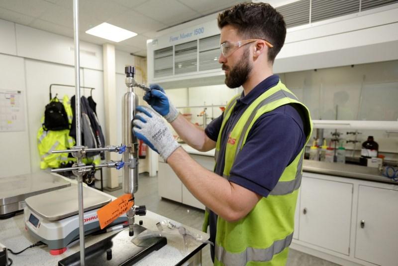 LOGO_Product Analysis & Laboratory Services