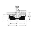 LOGO_Maschinenfüsse - nivellierbar