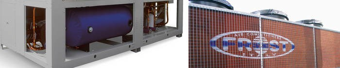 LOGO_Air condensed chillers and heat pumps units
