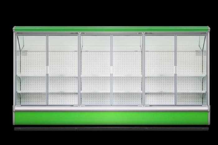 LOGO_Hinged doors positive temperature - series P92