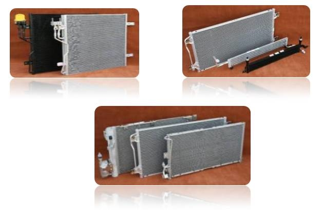 LOGO_Aluminum micro channel heat exchanger and copper-aluminum heat exchangers