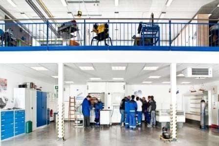 LOGO_Zielgerichtete Qualifizierung von Fach- und Führungskräften im RÜBSAM Weiterbildungszentrum