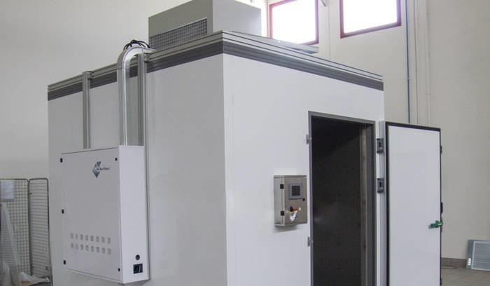 LOGO_Abzugshauben / Testräume / Prototypen / Flüssigkeitskühlanlagen
