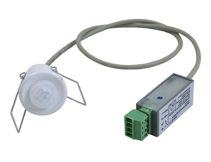 LOGO_Mini Motion Probe with Infrared Sensor for Ceiling Mounting