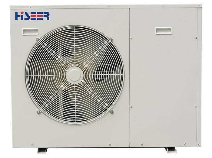 LOGO_Monobloc DC Inverter Air Source Heat Pump AS07V