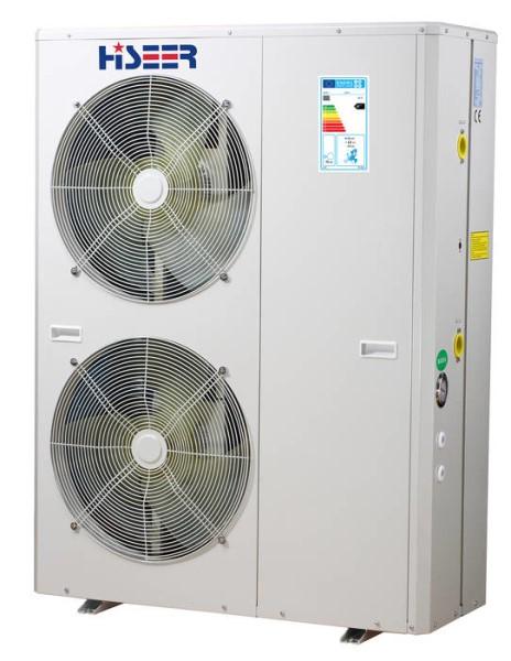 LOGO_Monobloc DC Inverter Air Source Heat Pump AS15V