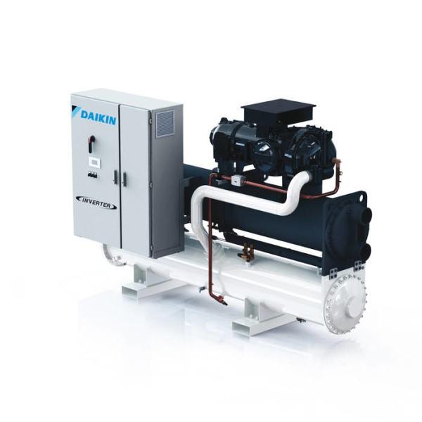 LOGO_Neue wassergekühlte Kaltwassersatz-Serie EWWD-VZ von DAIKIN für besonders hohe Betriebseffizienz