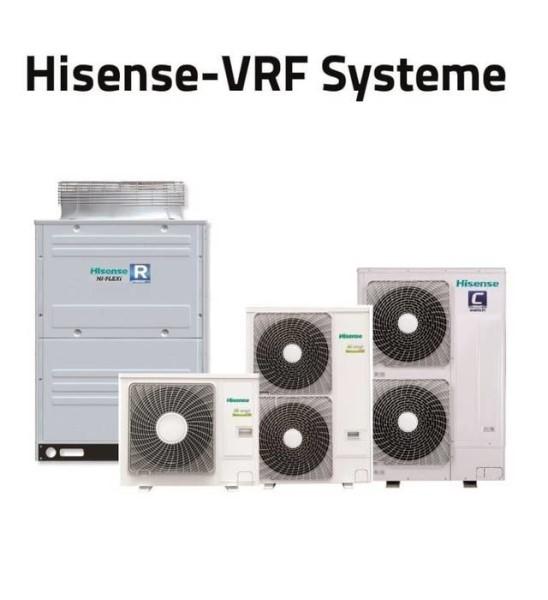LOGO_VRF Systeme 2- oder 3WAY zum Kühlen und/oder Heizen