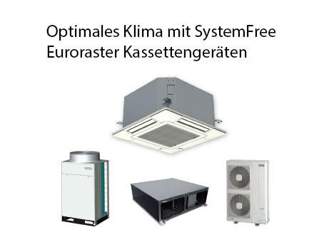 LOGO_System Free VRF Systeme – Neue Euroraster Mini-Kassette