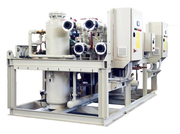 LOGO_Multicompressor water condensing unit