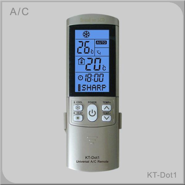 LOGO_A/C remote control
