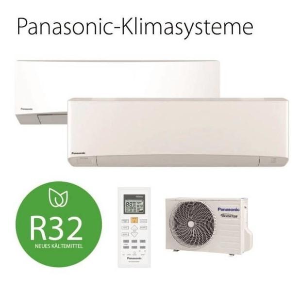 LOGO_Panasonic - Klimasysteme