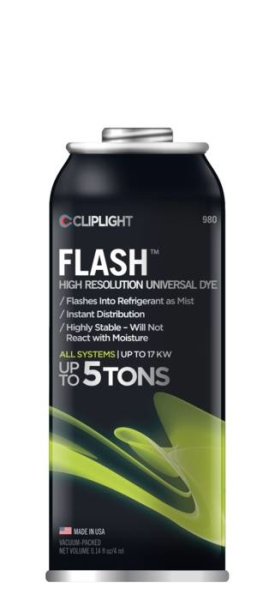 LOGO_FLASH – UV dye with a difference