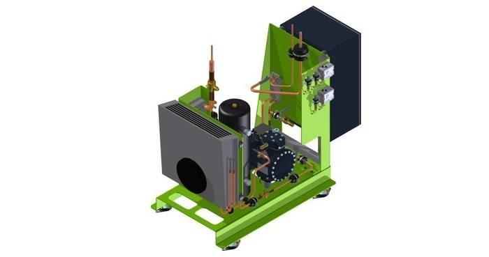 LOGO_Euro Line Slim Rack für CO2 Tiefkühlung