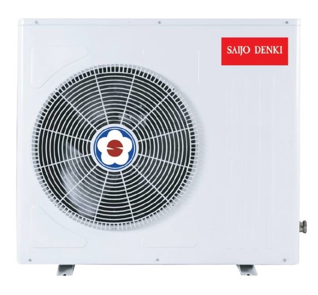 LOGO_Smart and Energy Saving Monobloc Inverter Heat Pump