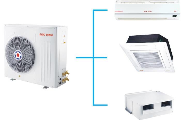 LOGO_Smart and Energy Saving Multi-Split Inverter System