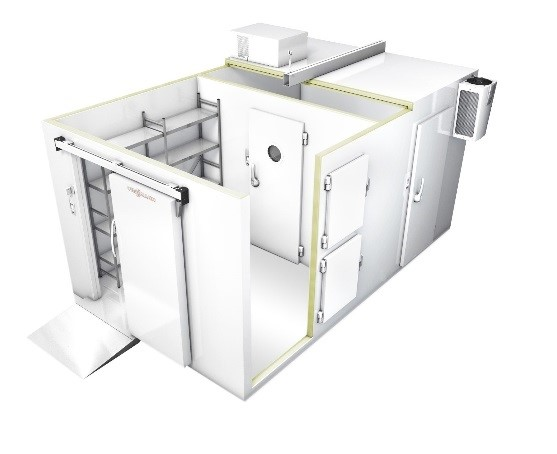 LOGO_Cold rooms and refrigeration units from Viessmann