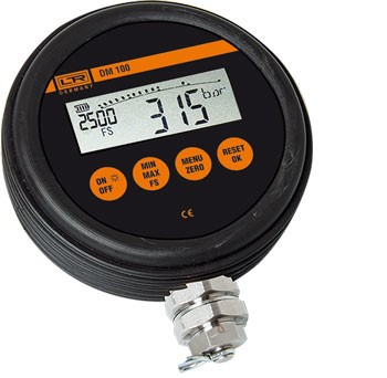 LOGO_Digital Pressure Gauge DM 100