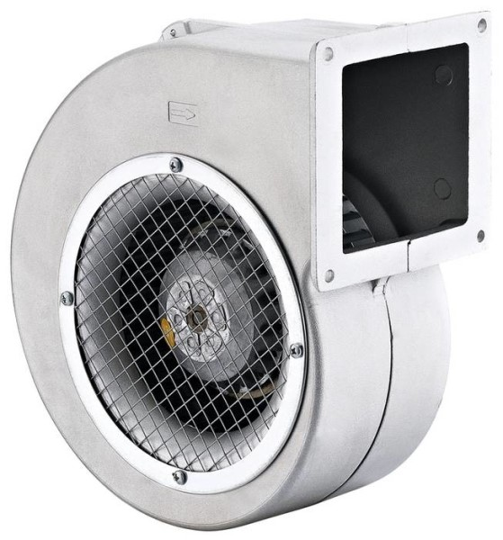 LOGO_BDRAS – Blower : Low Noise, Resistant Housing Structure, High Pressure. Single Inlet BDRAS Fans Compact Structure Benefits Space Saving.