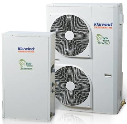 LOGO_High Temperature Air to Water Inverter Heat Pump