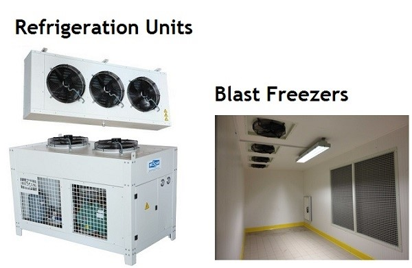 LOGO_Refrigeration Units and Blast Freezers